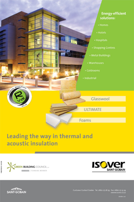 ISOVER Advert