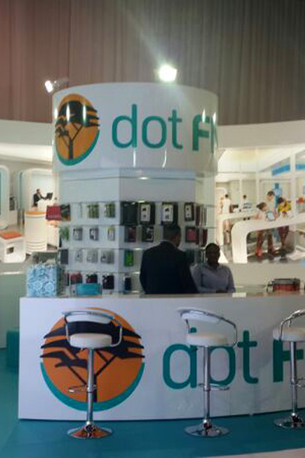 FNB Exhibition stand